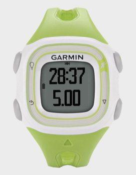 Garmin Forerunner 10 zöld-fehér