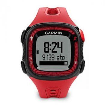 Garmin Forerunner 15 vörös/fekete (nagy férfi változat)