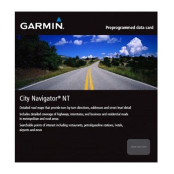 Garmin City Navigator Délkelet-Ázsia NT microSD/SD kártya