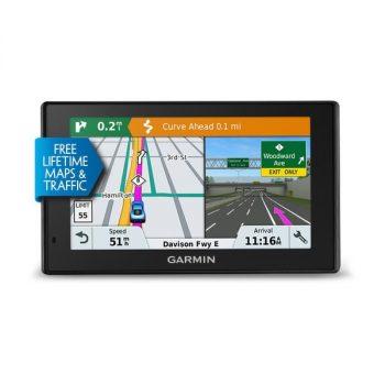 Garmin DriveSmart 51 LMT-S Európa Élettartam frissítés