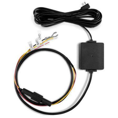 Garmin Dash Cam fixen beköthető (parkoló) autós töltő 45-66 (4m)