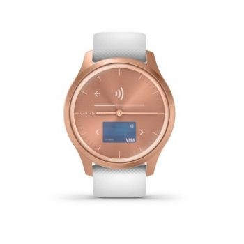 Garmin Vívomove Style Rose Gold/Fehér