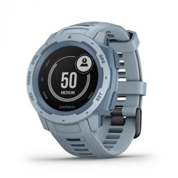Garmin Instinct Sea Foam GPS-es sport- és okosóra