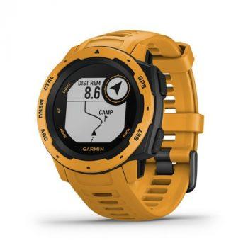 Garmin Instinct Sunburst GPS-es sport- és okosóra