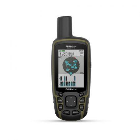 Garmin GPSMAP 65s, Multi-Band