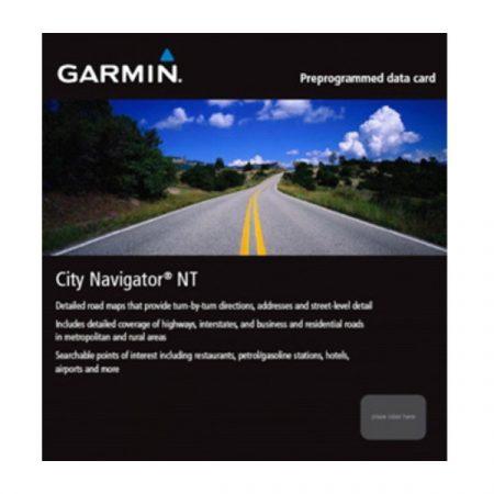 Garmin City Navigator Europe NT microSD/SD kártya