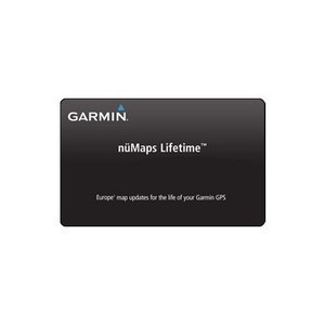 Garmin nüMaps Lifetime Europe frissítés