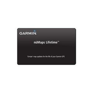 Garmin nüMaps Lifetime Europe frissítés