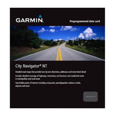 Garmin City Navigator Észak-Amerika NT microSD/SD kártya