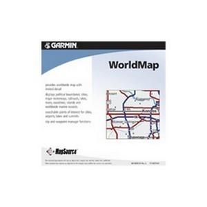 Garmin MapSource WorldMap