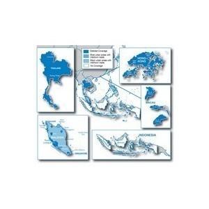 Garmin City Navigator Ázsia NT microSD/SD kártya