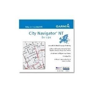 Garmin City Navigator Europe NT DVD