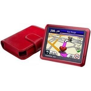 Garmin Nüvi 1245 RED Limited Edition + NG