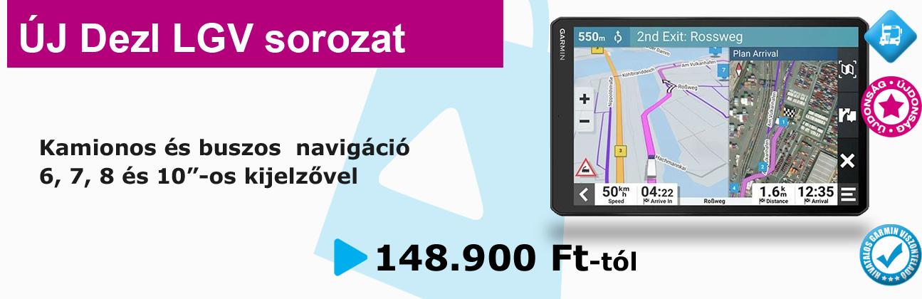 DriveSmart 55/65 AKCIÓ